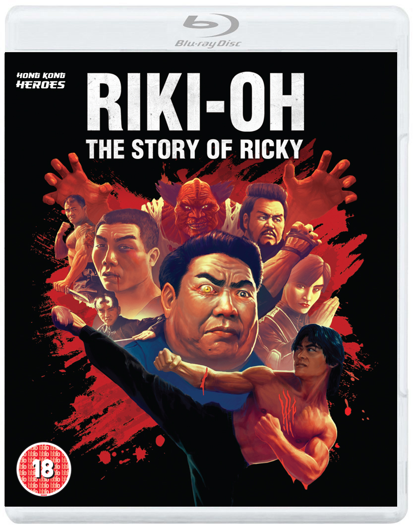 Riki-Oh: The Story Of Ricky Blu-ray review