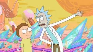 Rick And Morty: Dan Harmon on being Futurama's successor