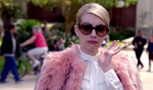 Scream Queens new promos are fear-filled and fabulous