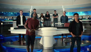 Star Trek Beyond set video gives you the chance to win a role