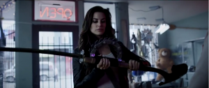 Dead Rising: Watchtower clip constructs some weapons