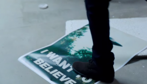 The X-Files new teaser trailer wants to believe