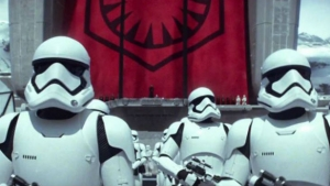 Domhnall Gleeson character in Star Wars The Force Awakens revealed