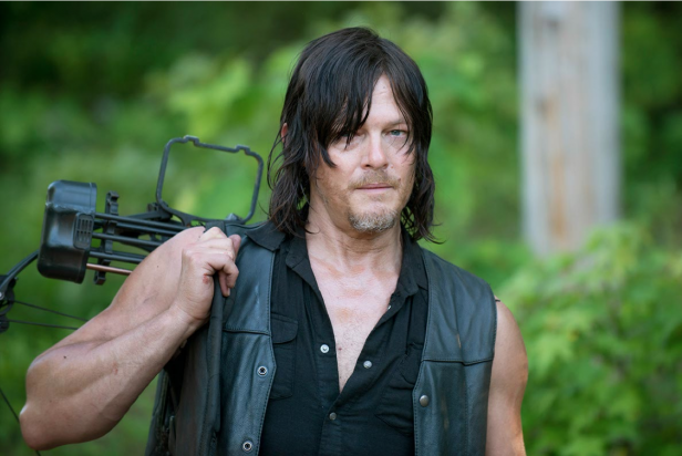 TWD 601 - Daryl First Look
