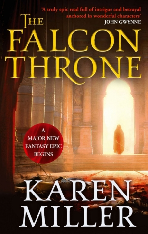 The Falcon Throne's Karen Miller on writing villains