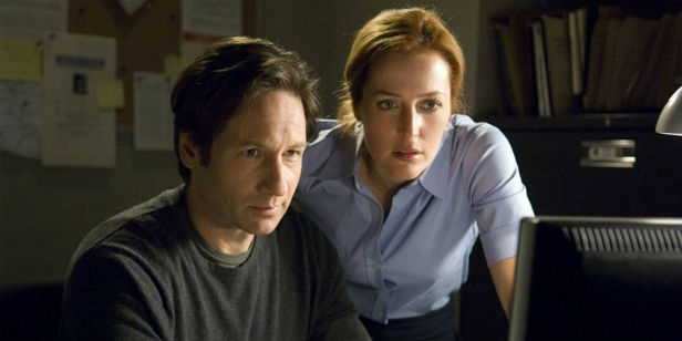 X Files New Mulder and Scully