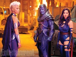 X-Men: Apocalypse loads of new pictures of the new mutants