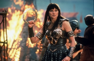 Xena: Warrior Princess is (possibly) coming back!