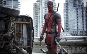 Deadpool new image is not funny and a bit disappointing