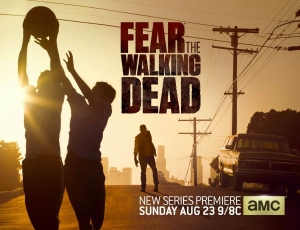 Fear The Walking Dead new poster is game