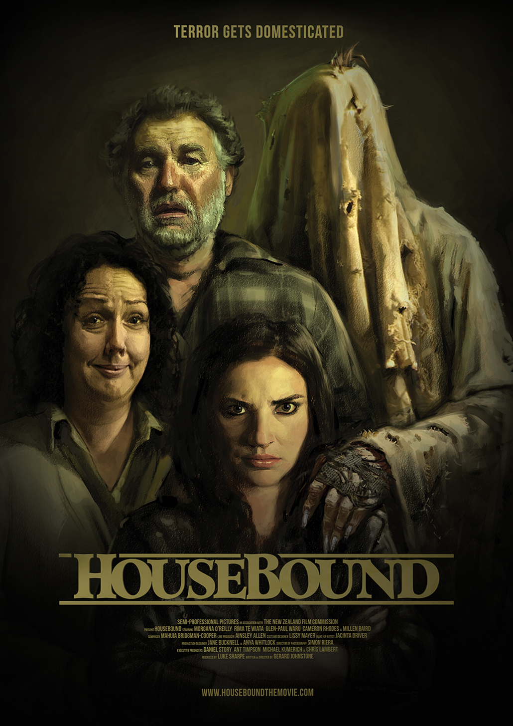 Housebound film review – Bad Taste meets Wes Craven
