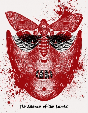 Poster Posse x SciFiNow: Chris Garofalo takes on The Silence Of The Lambs