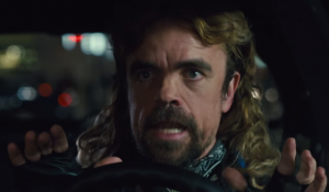 Pixels exclusive clip: Peter Dinklage takes on Pac-Man