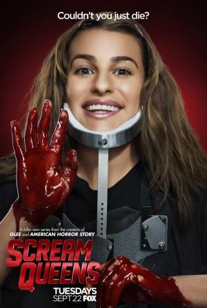Scream Queens character posters look a bit guilty