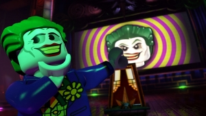 The Lego Batman movie casts The Joker and we approve