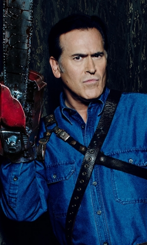 Ash Vs Evil Dead new cast pictures are ready for action