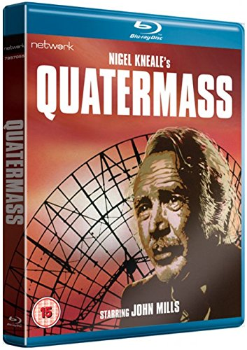 Quatermass Blu-ray review: the good Professor returns