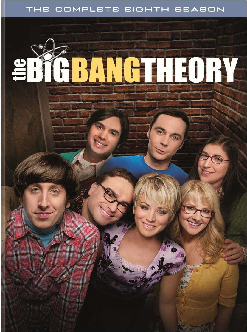 Big Bang Theory Season 8 DVD review