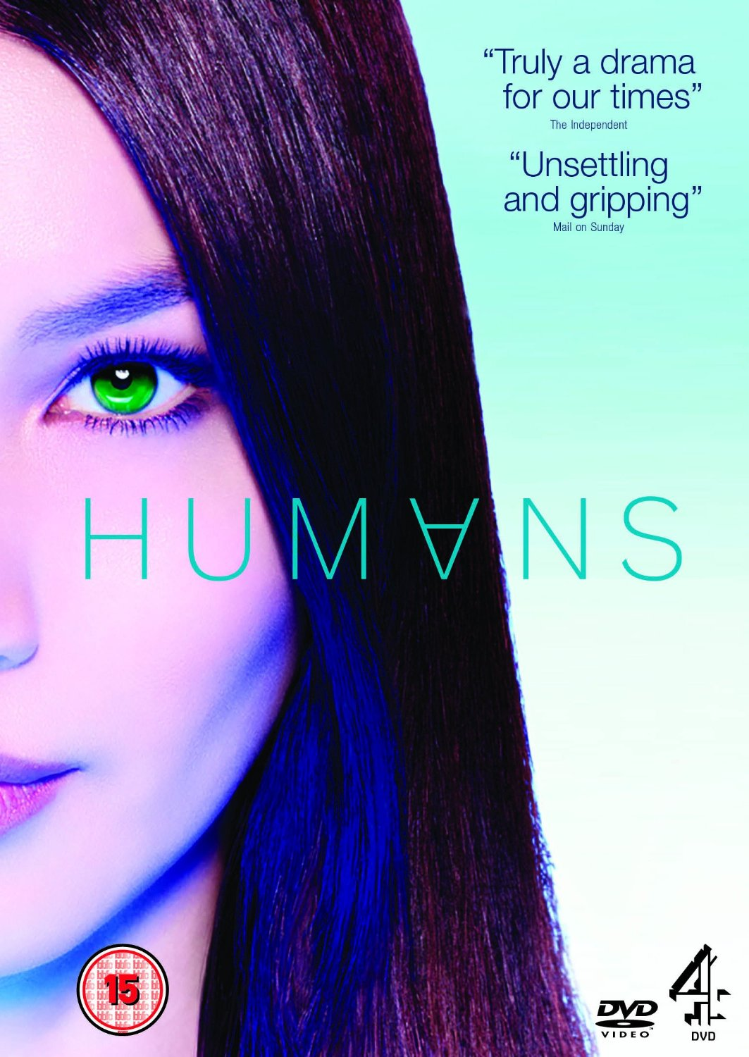 Humans series 1 DVD review: AI gets intelligent