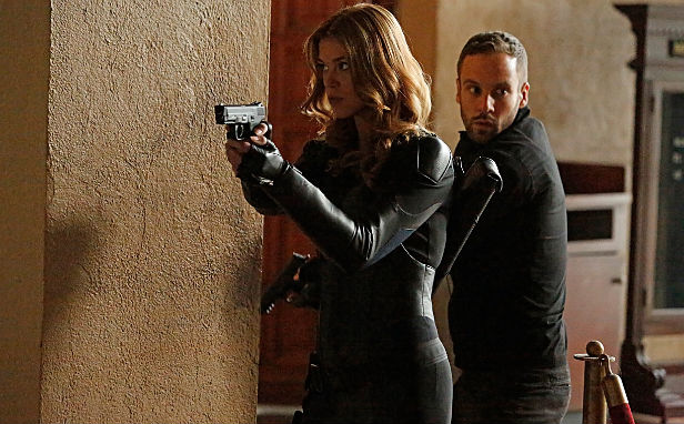Agents Of SHIELD spinoff