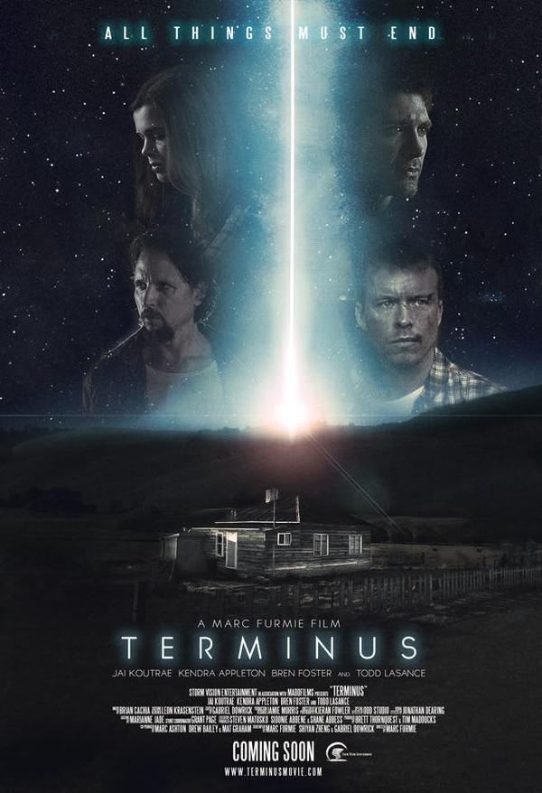 Terminus film review: Close Encounters meets Cocoon