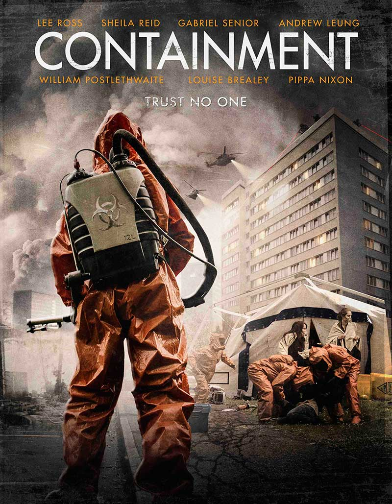 Containment film review: High Rise meets 28 Days Later