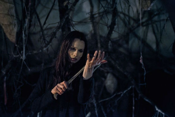Anna Walton gets witchy in Cherry Tree
