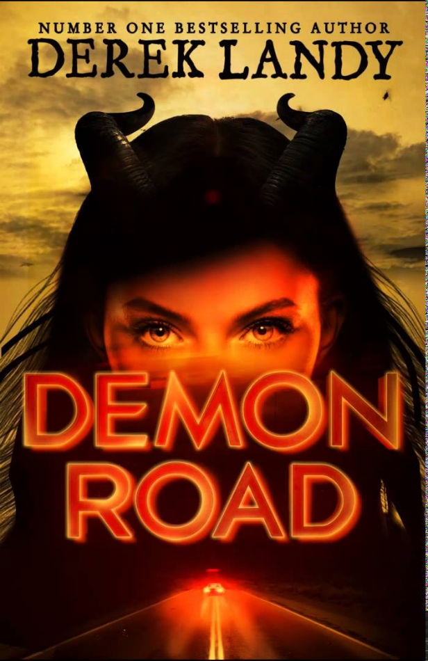 Demon Road by Derek Landy book review - SciFiNow - The World's ...