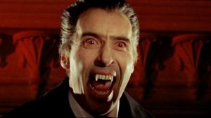 See unmade Hammer Dracula script live read at Mayhem!