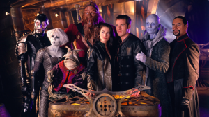 Farscape Universe Collection Megabook hits DVD and Blu-ray