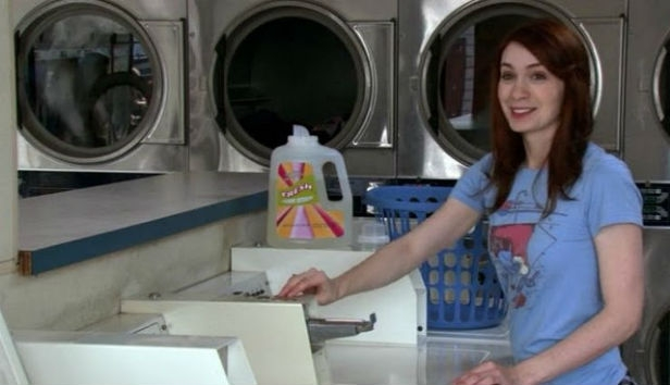 Felicia Day as Penny in Dr Horrible's Sing-Along Blog