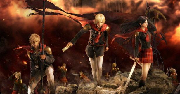 Final Fantasy Type O