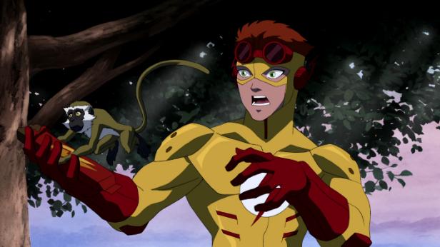 Flash Season 2 Wally West