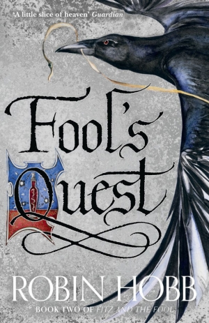 Fool's Quest by Robin Hobb book review