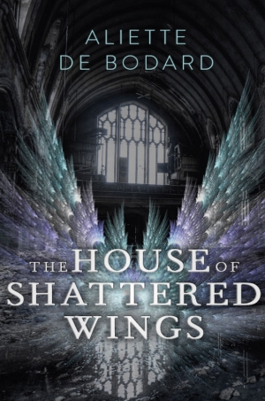 House Of Shattered Wings by Aliette De Bodard book review