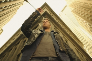 """Limitless star on the """"fun and cool"""" new TV series"""