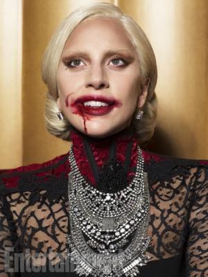 American Horror Story: Hotel pics have plenty of Gaga