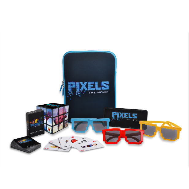 Pixels Goodie Bag