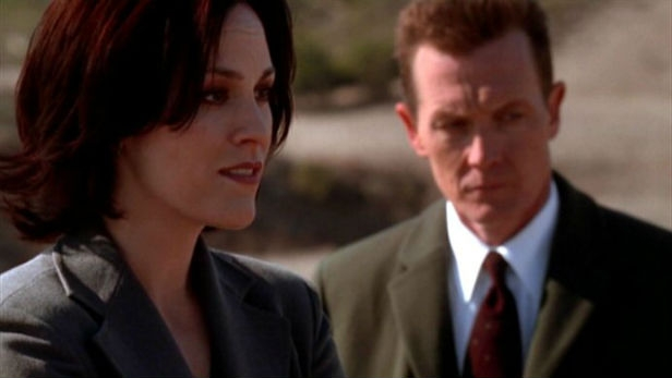 Annabeth Gish as Monica Reyes