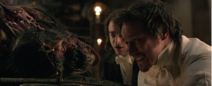 Victor Frankenstein trailers have wildly different tones
