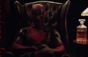 Deadpool teaser trailer teases tomorrow's actual trailer