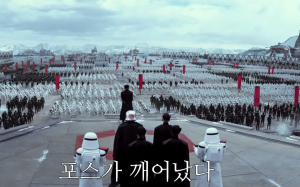 Star Wars: The Force Awakens new international TV spot