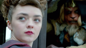 Doctor Who Series 9 new trailer has more Maisie Williams