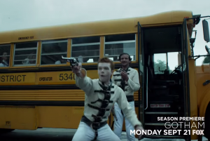 Gotham Season 2 new trailer: everyone is going nuts