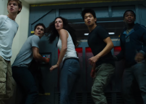 Maze Runner: The Scorch Trials TV spot won't last one day