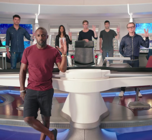 Star Trek Beyond video: cast pay tribute to Leonard Nimoy