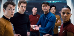 Star Trek 3 adds About Time star to cast