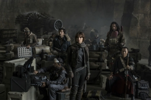 Check out the first photo from Star Wars Rogue One