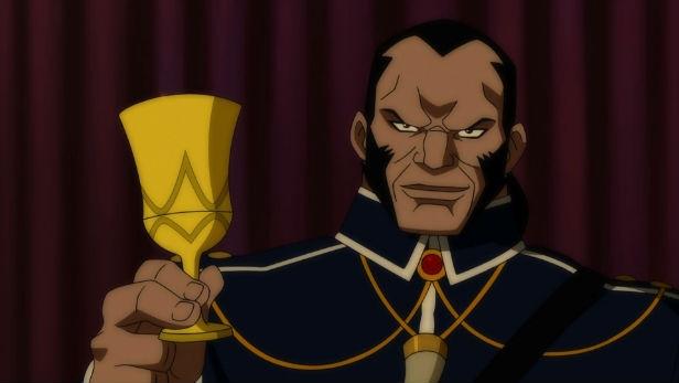 Vandal Savage Arrow Flash Legends Of Tomorrow