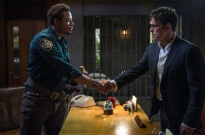 Wayward Pines DVD review: Shyamalan gets spooky